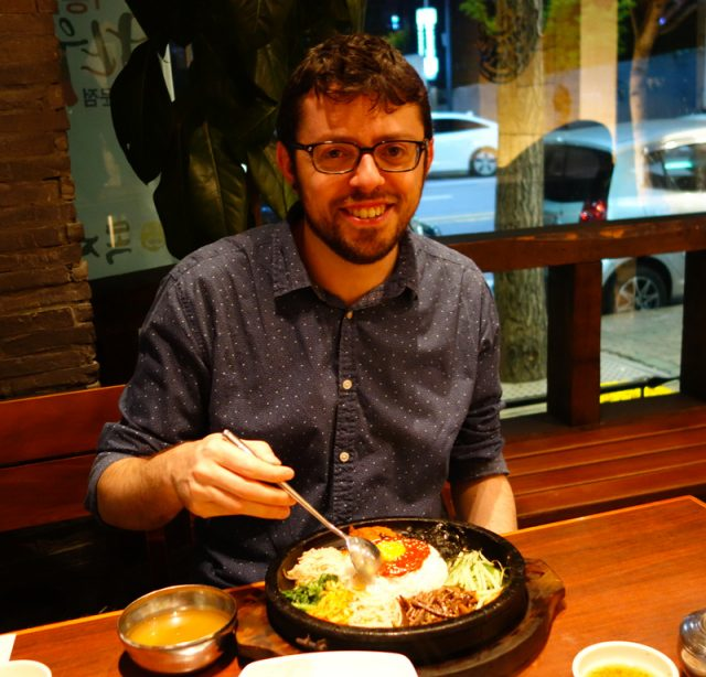 Il progetto sulla cucina coreana kimchi basilico for Cucina coreana