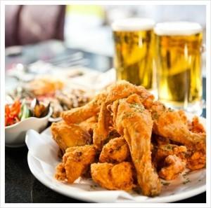 pollo e birra