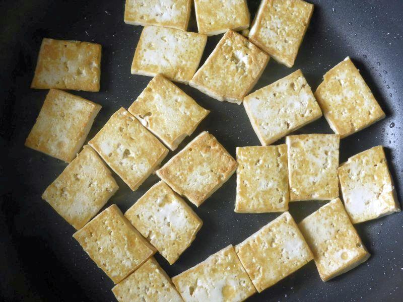 tofu dorato