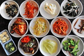banchan coreani