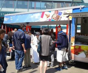 corea food truck