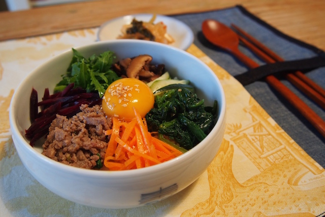 bibimbap needle and cooker