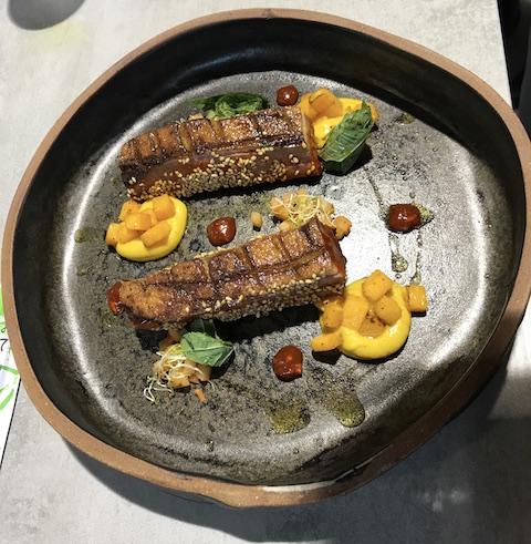 Global Taste of Korea piatto 2