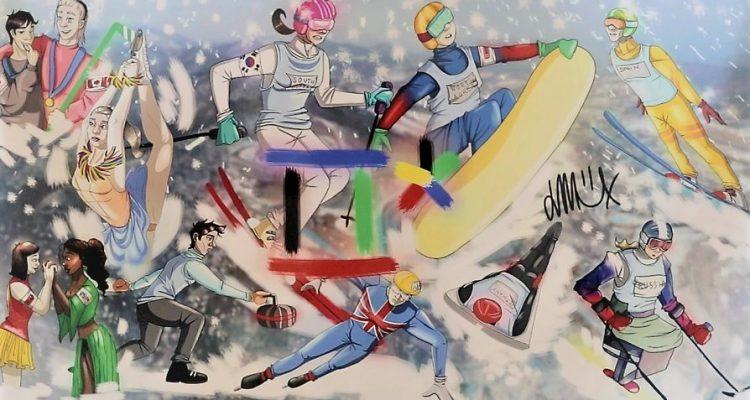 Pyeongchang mostra