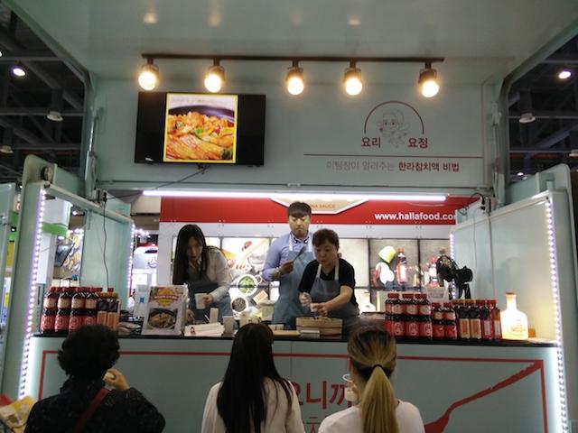 Seoul food 2018 2