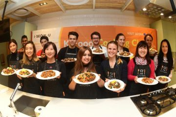 Visit Seul Hallyu cibo
