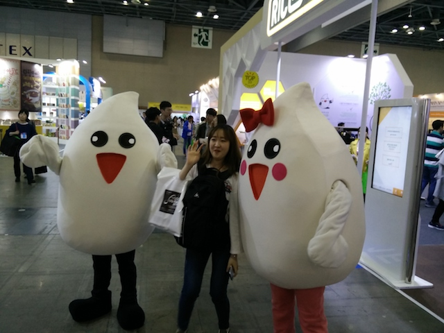 seoul food 2018 rice