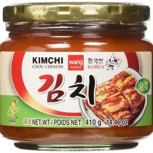 kimchi in barattolo 410 gr