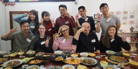 ome cooking lab studenti