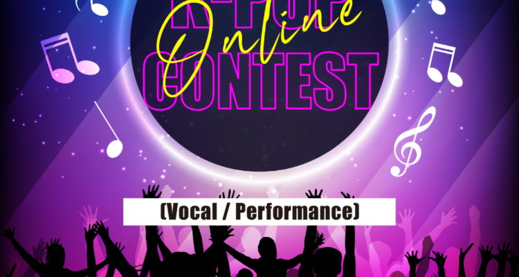 k-pop contest