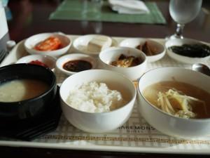 Colazione coreana