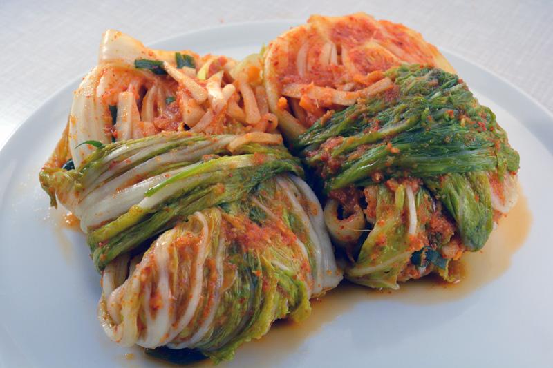 kimchi in evidenza