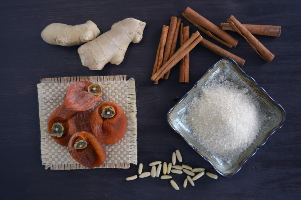 sujeonggwa ingredienti