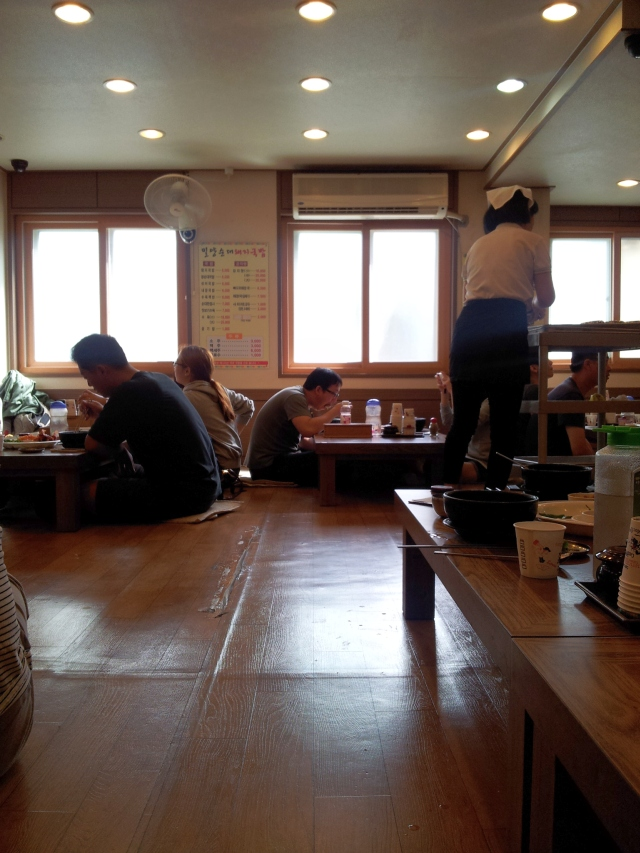 ristorante a Busan
