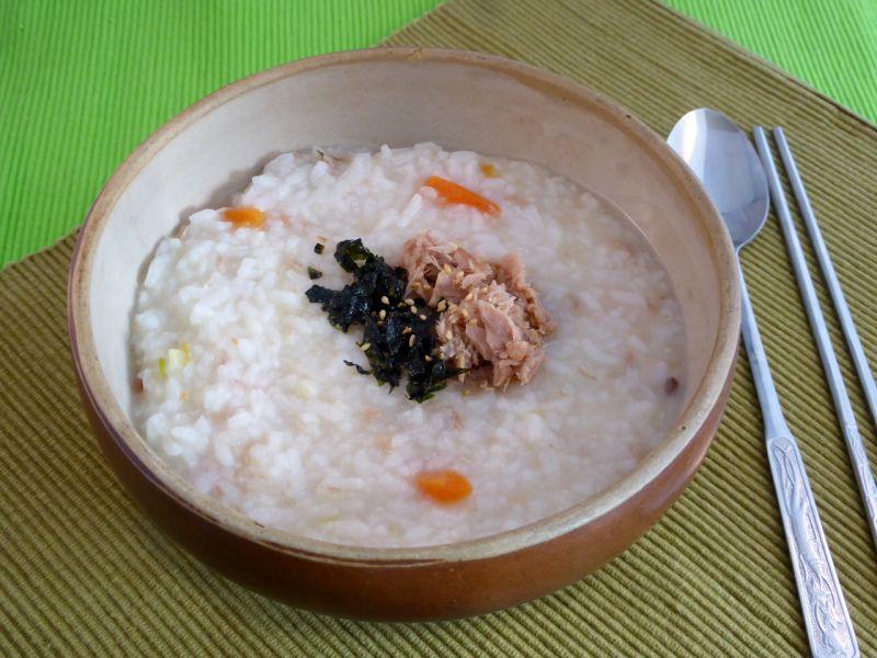 porridge di tonno