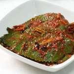 kkennip kimchi