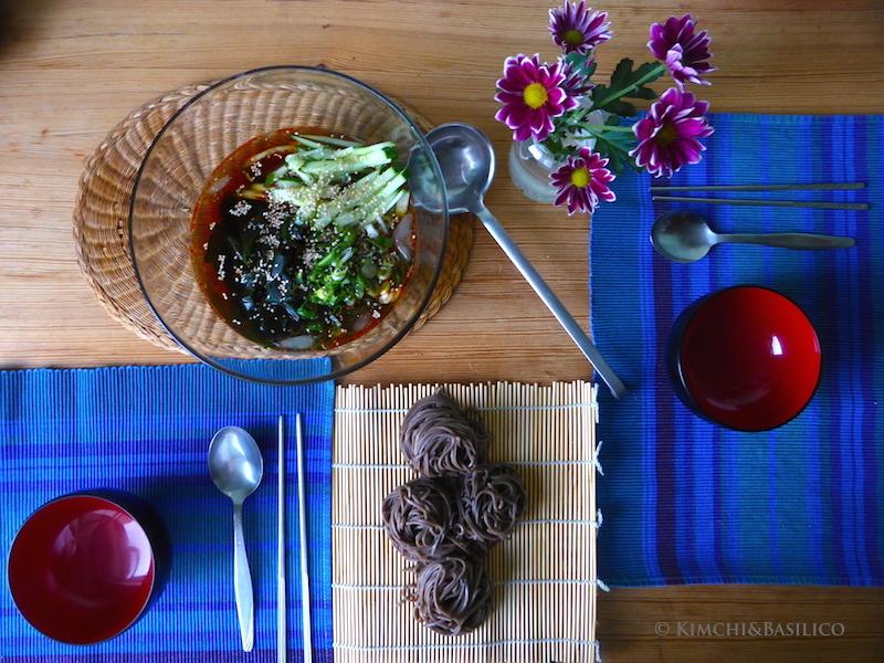 Naenguk servings