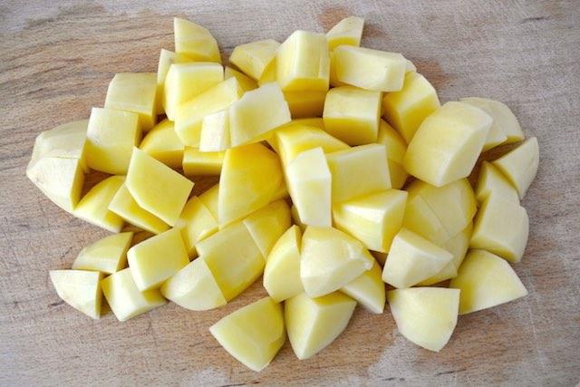 patate a tocchetti
