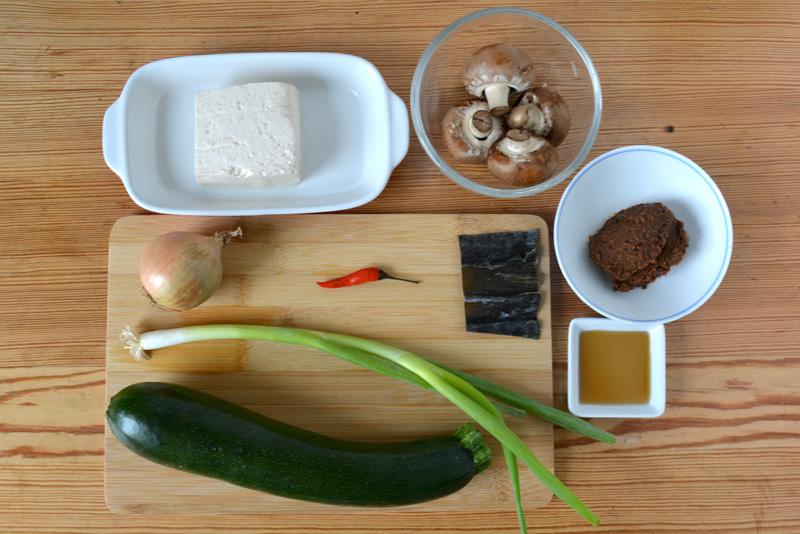 dwenjang jjigae ingredienti