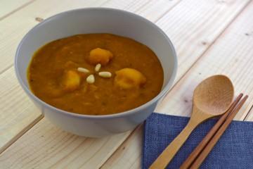 porridge di zucca evidenza