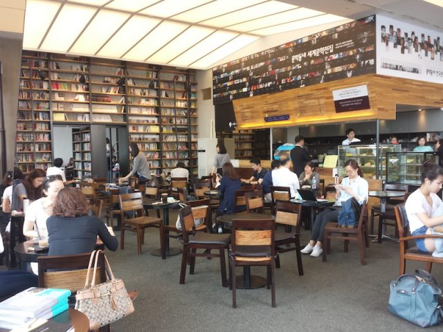café comma seoul study