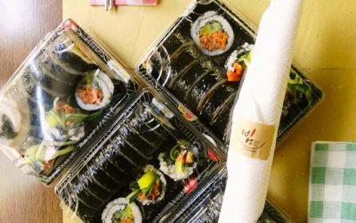 BIM ristorante coreano kimbap