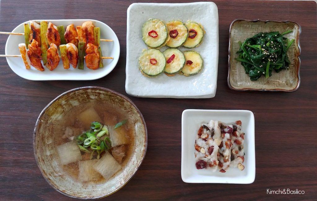 bapsang menu chuseok