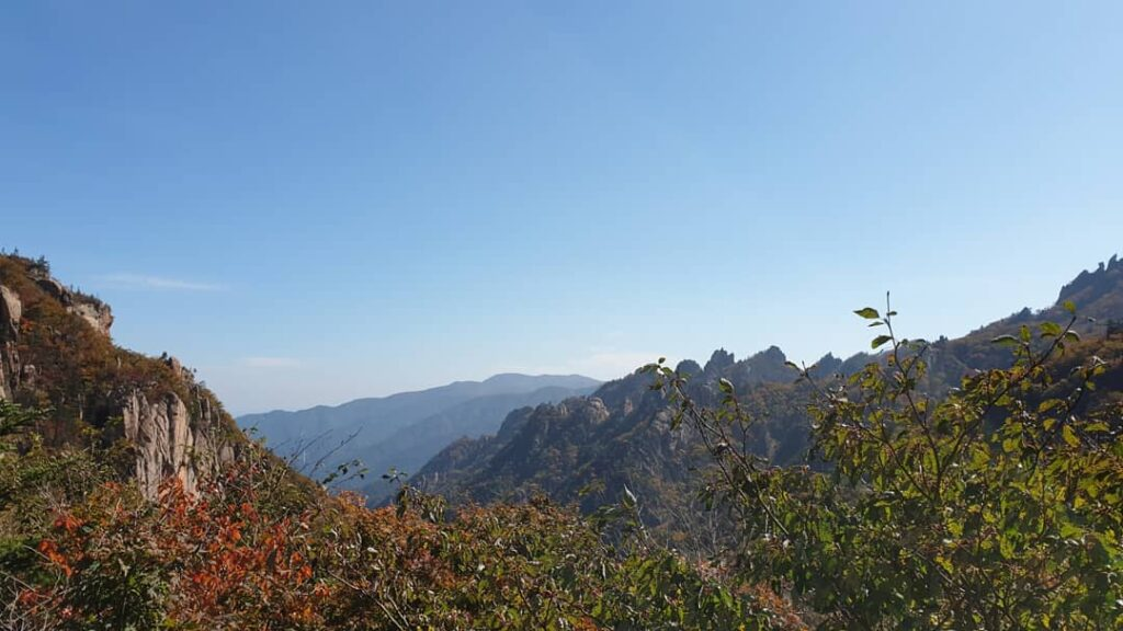 montagnamito di fondazione della corea