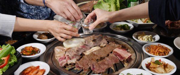 korean bbq samgyeopsal