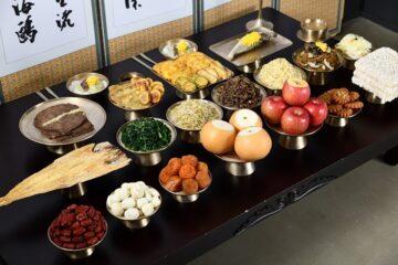 simbolismo cucina coreana